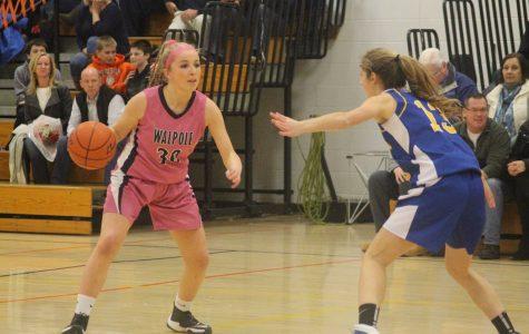 Girls Basketball Defeats Norwood on Senior Night