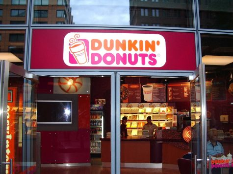 Hallway Talk: Walpole High Runs on Dunkin