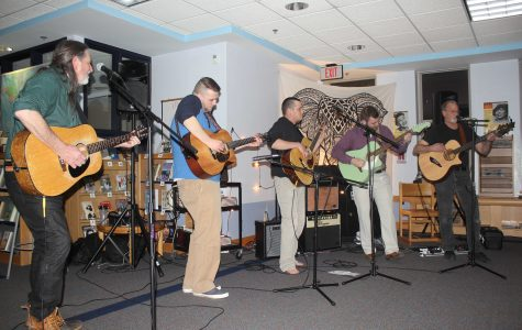Gallery: Students and Teachers Perform at Walpole High School's Coffee House