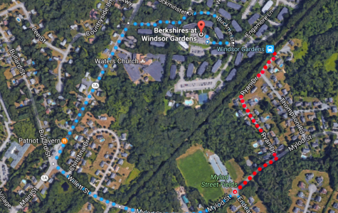 Walpole and Norwood Residents Must Work Together to Reopen Ryan Drive Entrance to Windsor Gardens