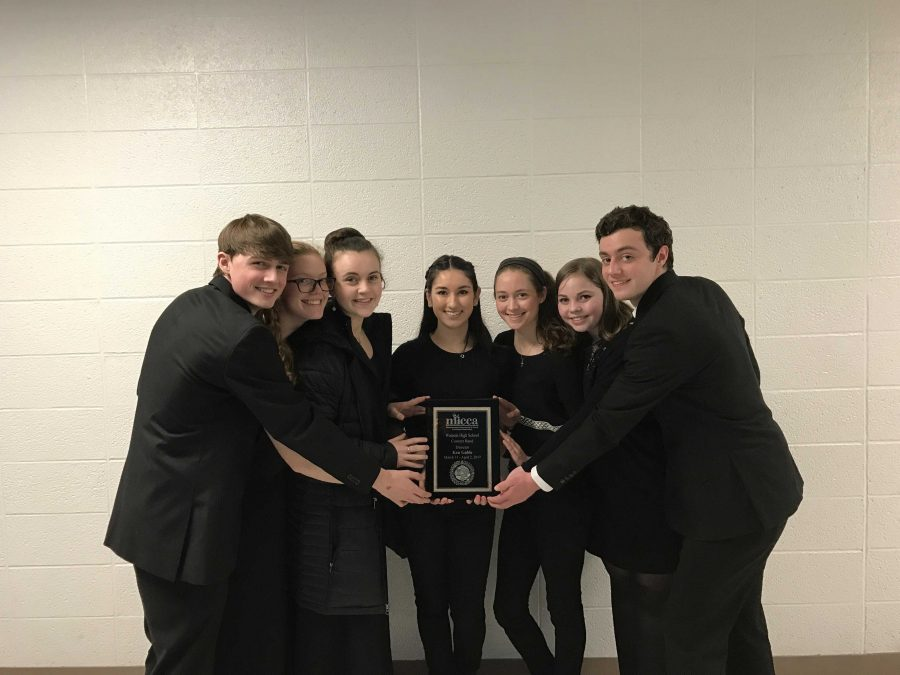 Music Department Wins MICCA Medals for First Time with Gable as Department Head