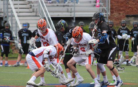 Gallery: Boys Lacrosse Defeats Scituate 11-3