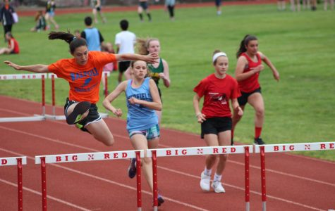 Walpole Middle School Track Athletes Set Records at First Meet
