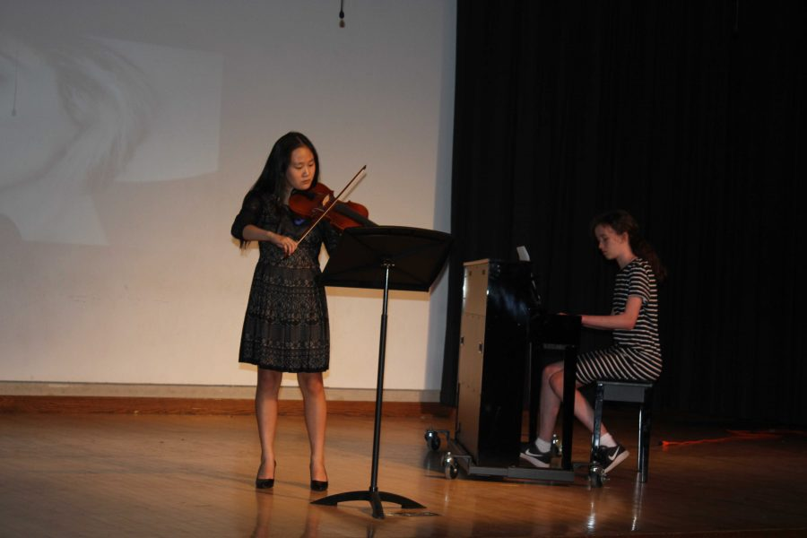 Johnson Middle School Students Showcase Talents at Spring Thing