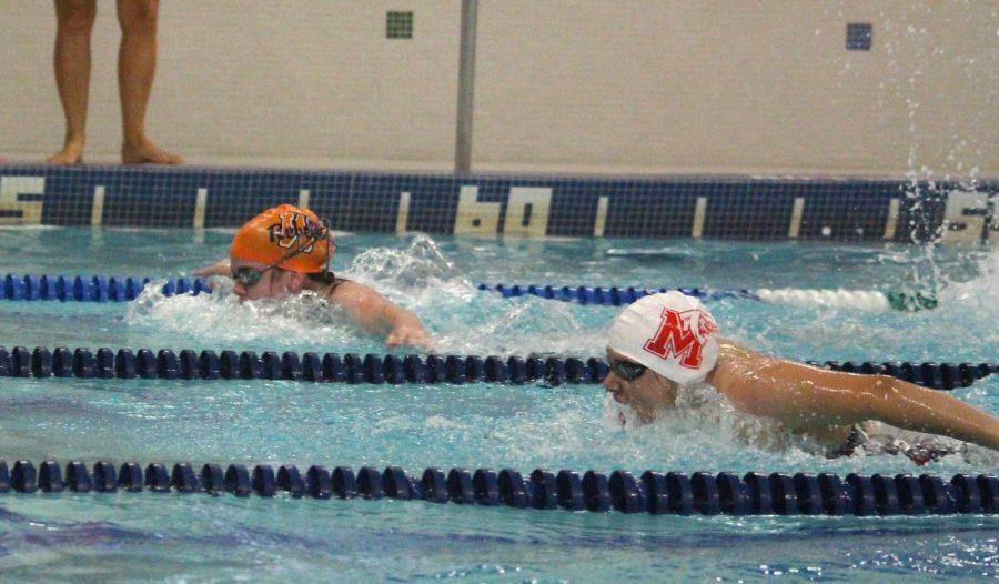 Gallery: Walpole Swim Team Beats Milton