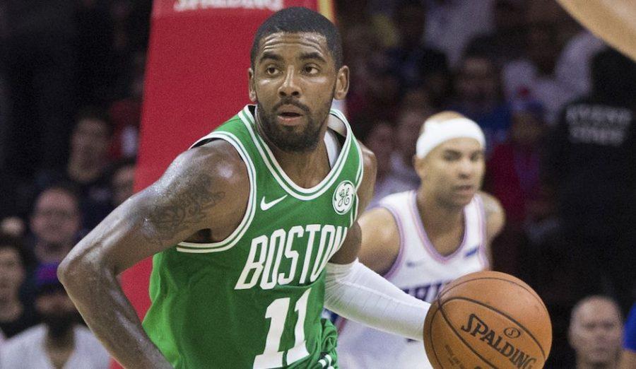 Celtics Sign Irving at the Loss of Thomas