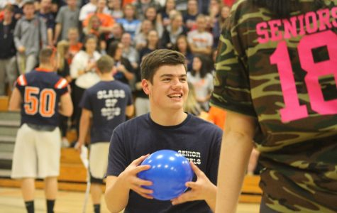 Student Council's Pep Rally Boosts School Spirit