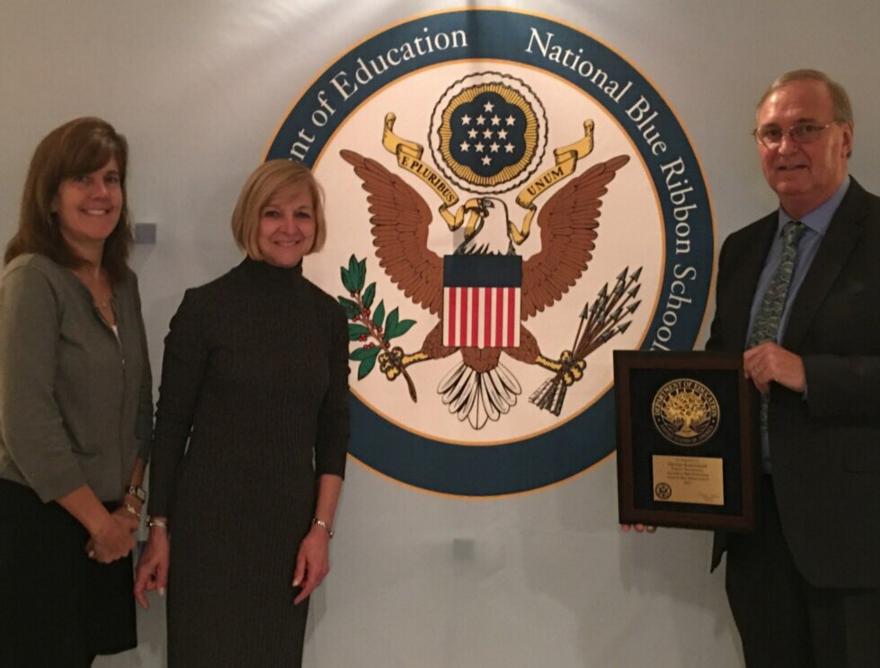 Old Post Road Receives National Blue Ribbon School Award