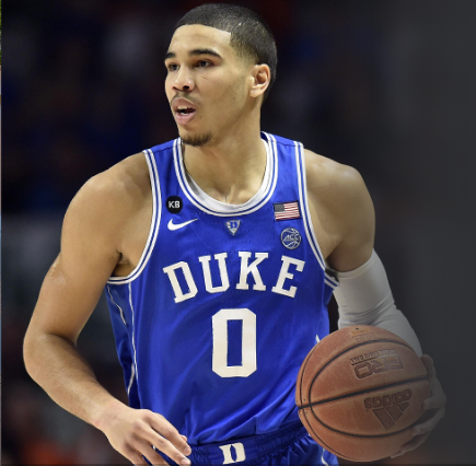 Tatum's Contributions for Celtics Make Him Early Favorite for Rookie-of-the-Year