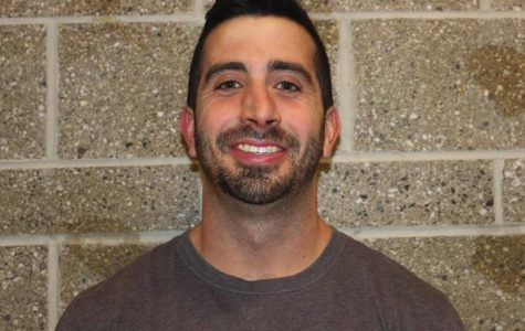 Varsity Boys Basketball Welcomes Coach Masto
