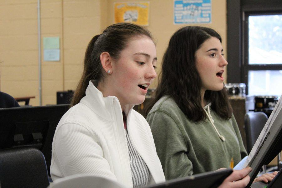 Margaret Wall Gets Accepted into the Southeastern Senior District Ensemble