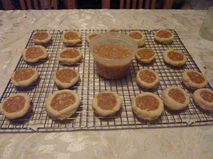 Cooking with Katie: Apple Sauce Tarts