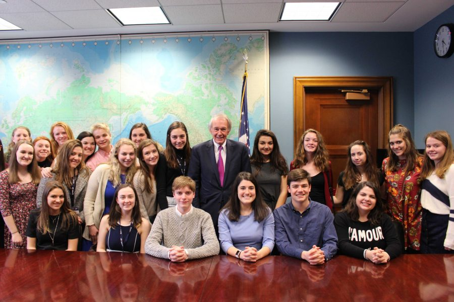WHS Students Attend Close Up Trip in Washington, D.C.
