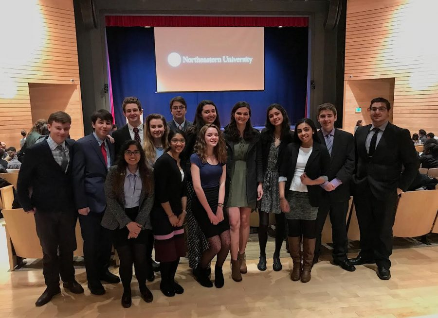 Model U.N. Club Makes Debut at First Conference