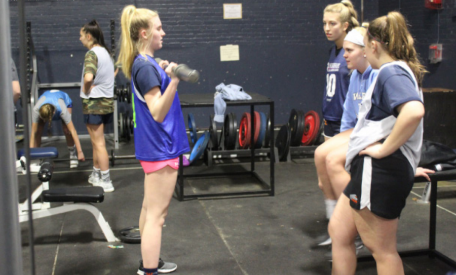 Girls Lacrosse Hopes to Continue Success