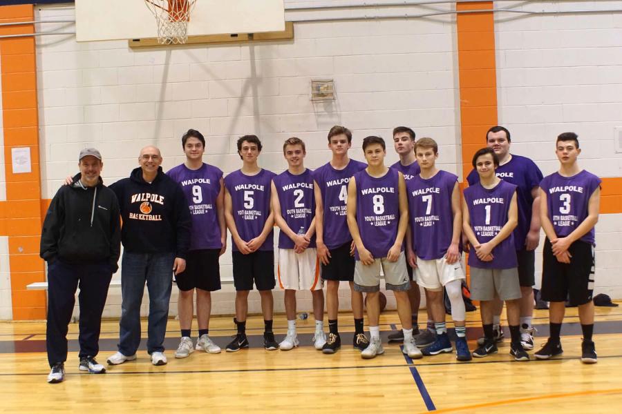 Warriors Win Recreation Basketball Championship