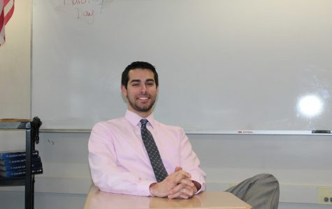 Alden Completes History Practicum as Student-Teacher at Walpole