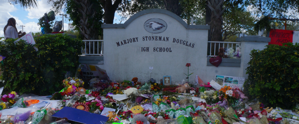 Reflecting on the Tragedy: A Visit to the Site of the Parkland Shooting