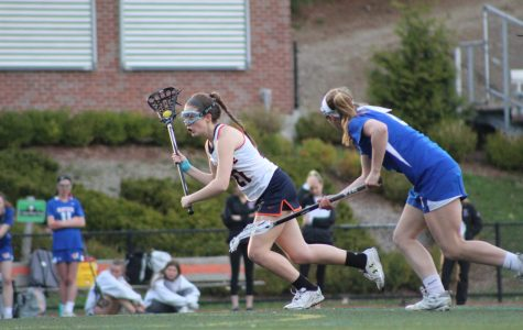 Girls Lax Remains Undefeated After Nine Games