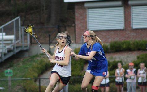 Walpole Girls Lacrosse Continues Historic Run