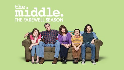 "The Hecks Say Goodbye in the Final Season of ""The Middle"""