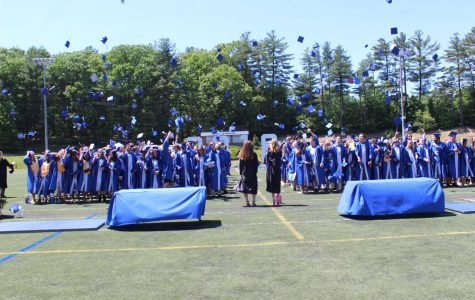 Walpole Celebrates the Class of 2018's Graduation