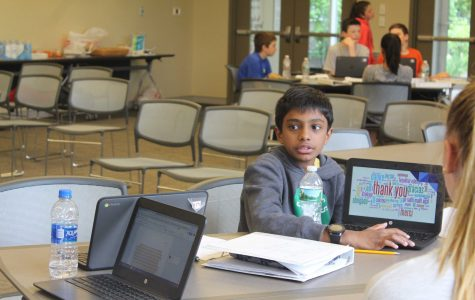 Middle School Students Work To Better Their Community Through Project Based Learning
