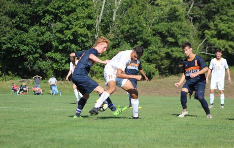 Boys Soccer Falls to Newton North at the Season Opener