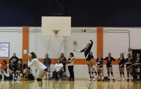 Walpole Volleyball Defeats Weymouth in Home Opener