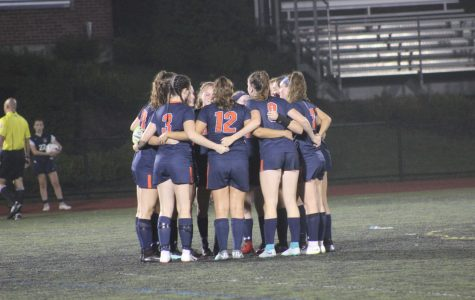 Girls Soccer Defeated by Weymouth in Home Opener