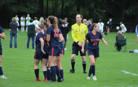 Girls Soccer Falls to King Philip, Ending Their Season