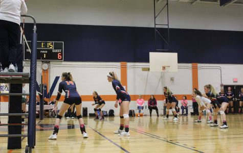 Rebel Volleyball Defeats King Phillip