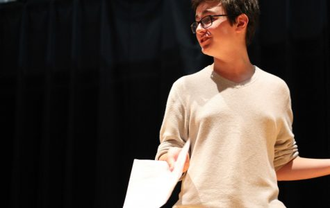 WHS Presents Fall Musical for First Time