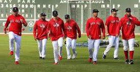 The Boston Red Sox Postseason Run Continues