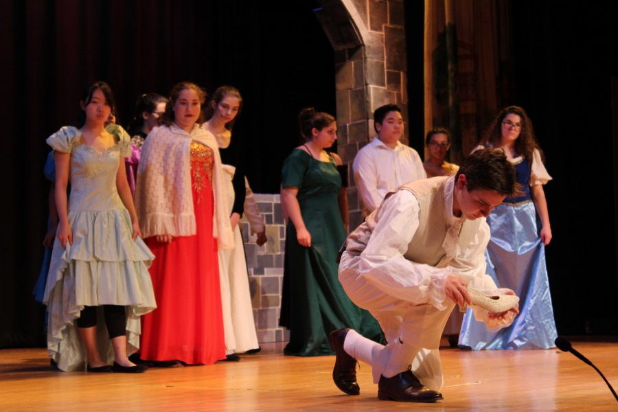 Gallery: Theatre Club Performs First Fall Musical: Cinderella