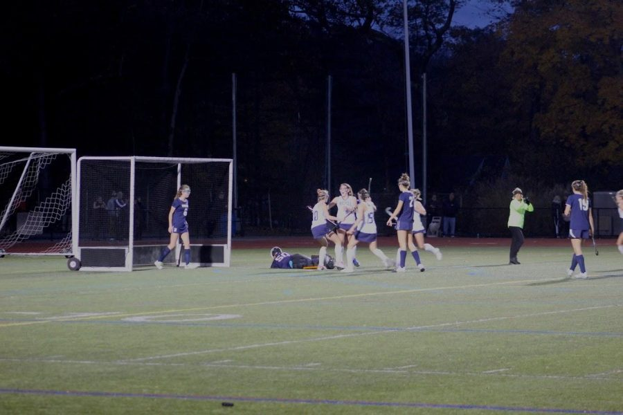 Field Hockey Falls to Somerset-Berkley in South Final
