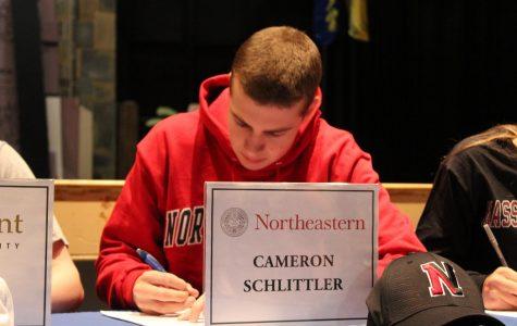 Cam Schlittler Commits to Northeastern University for Baseball