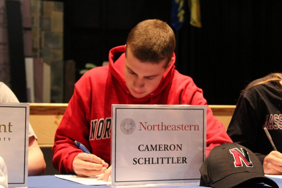 Cam Schlittler Commits to Northeastern University for Baseball
