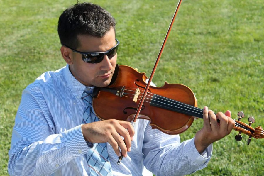 Bedrossian Takes Over as New Orchestra Teacher