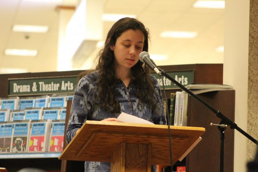 Lindsay Navick Excels In the Creative Writing Program