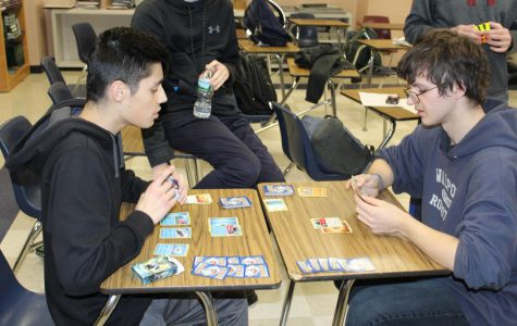 Students Develop their Skills at Gaming Club
