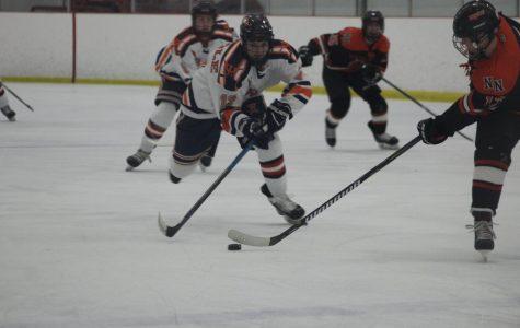 Boys Hockey Defeats Newton North, 4-2