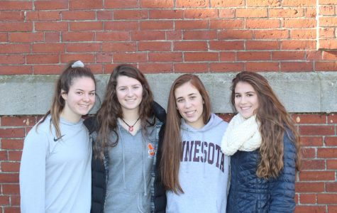Meet the Captains: Girls Hockey