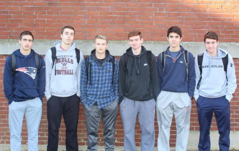 Meet the Captains: Boys Winter Track