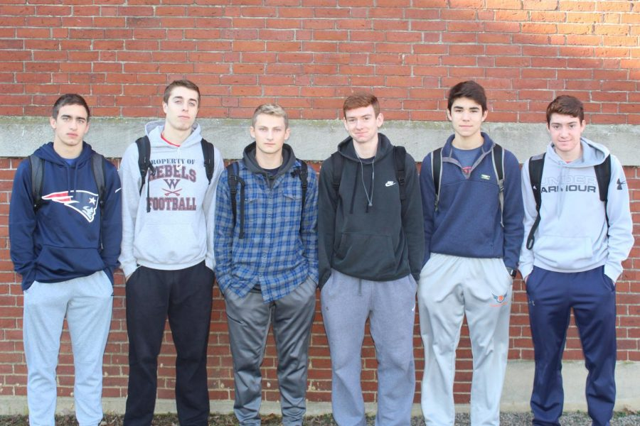 Meet the Captains: Boys Outdoor Track