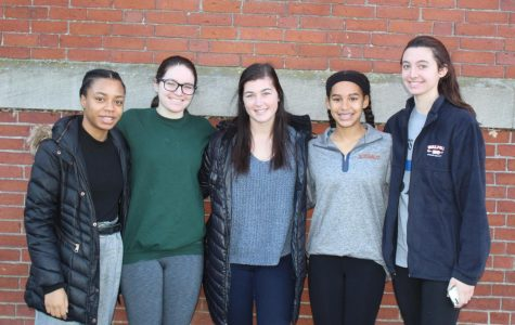 Meet the Captains: Girls Winter Track