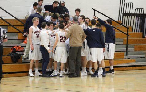 Boys Basketball Falls to Needham, 59-50