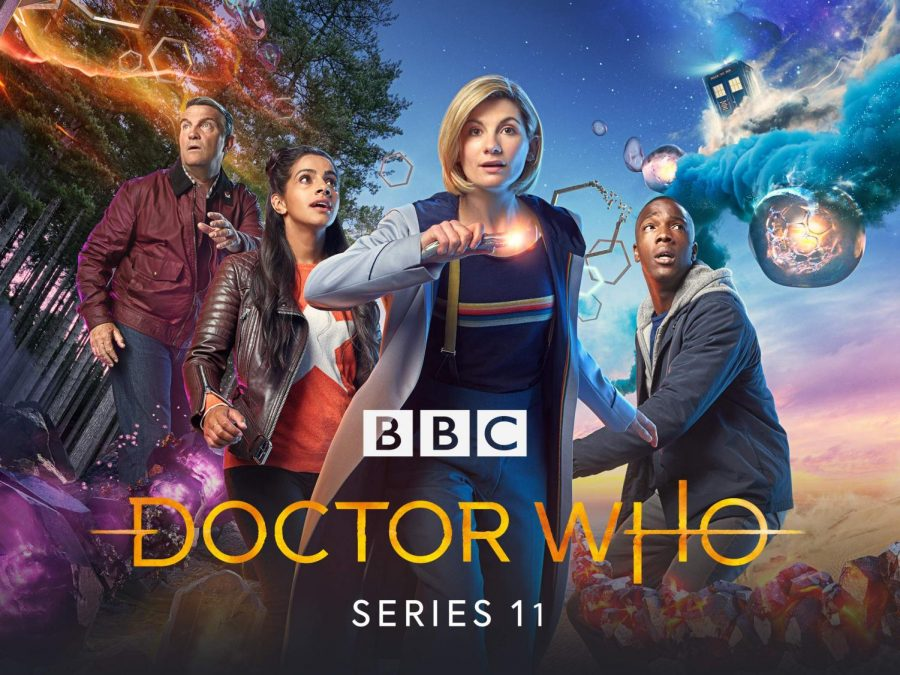 Jodie Whittaker Brings a Fresh New Look to