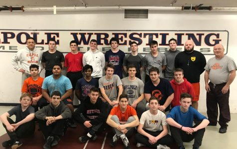 Walpole High Wrestling Welcomes New Head Coach
