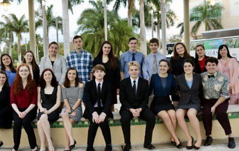Speech Team Attends Florida Tournament